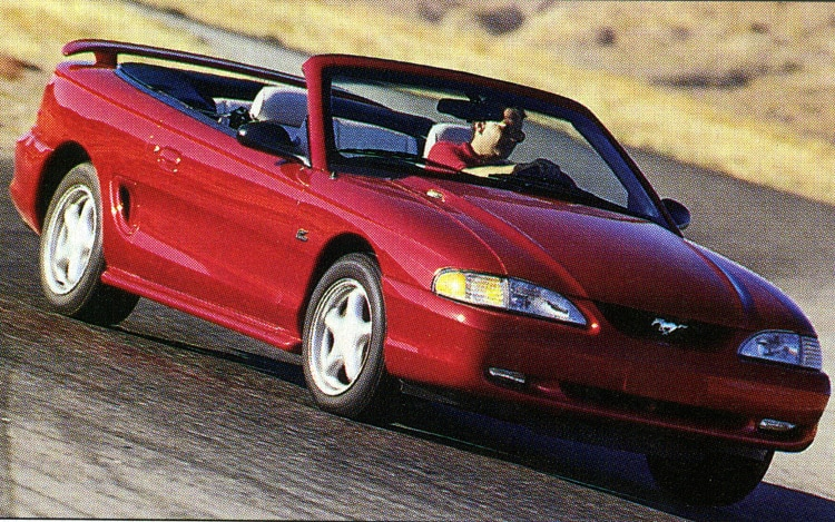 1994 motor trend car of the year ford mustang [ 1190 x 744 Pixel ]