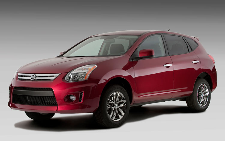 hight resolution of first drive 2010 nissan rogue s krom