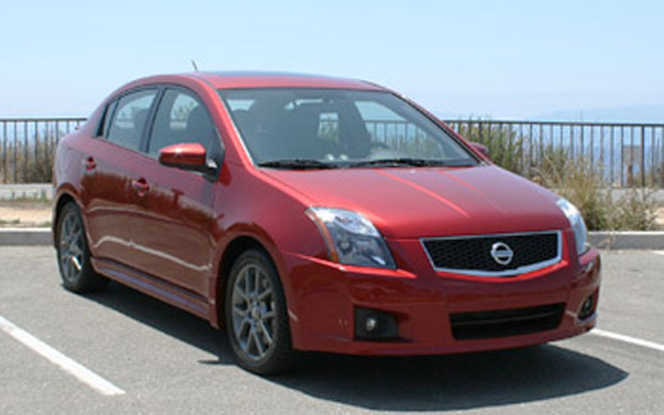 small resolution of first drive 2010 nissan sentra se r spec v