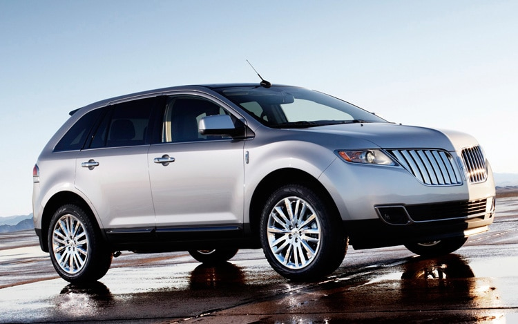 hight resolution of first test 2011 lincoln mkx awd