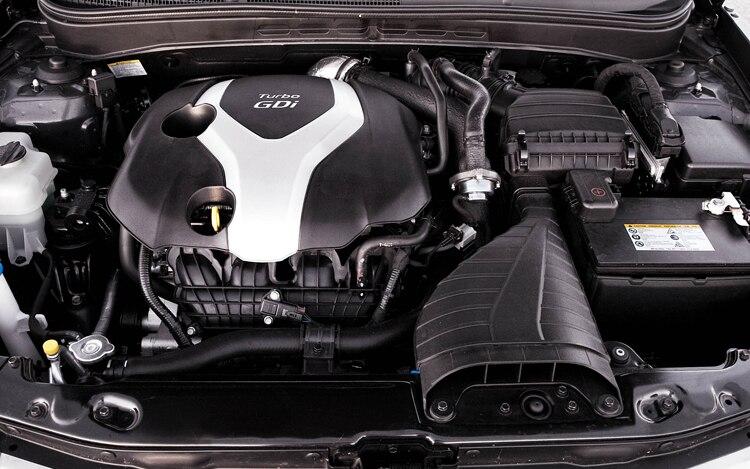 Hyundai Engine Schematics