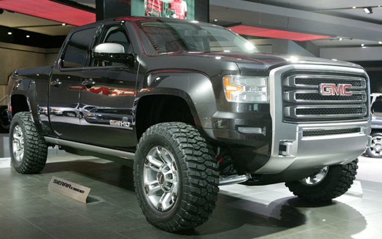 hight resolution of gmc sierra all terrain hd concept