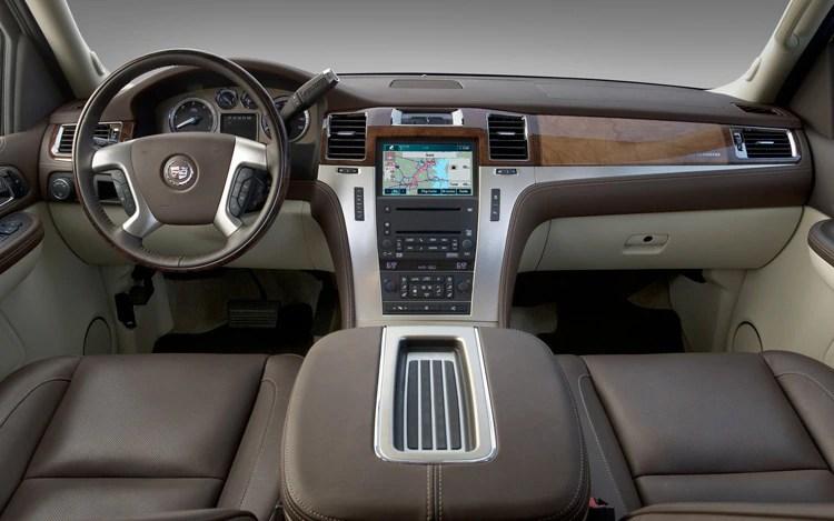 2011 Cadillac Escalade ESV Platinum AWD First Drive