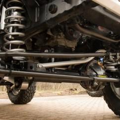 Jeep Jk Front Suspension Diagram Ford Ranger Radio Wiring Mopar Underground And Ram Run Wild At Moab Motor Trend