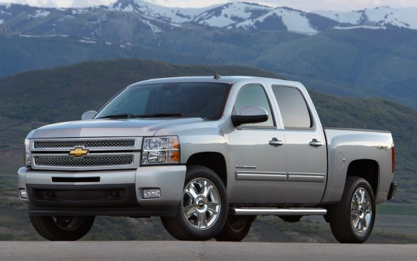 2012 Chevrolet Silverado Appearance Packages Wi