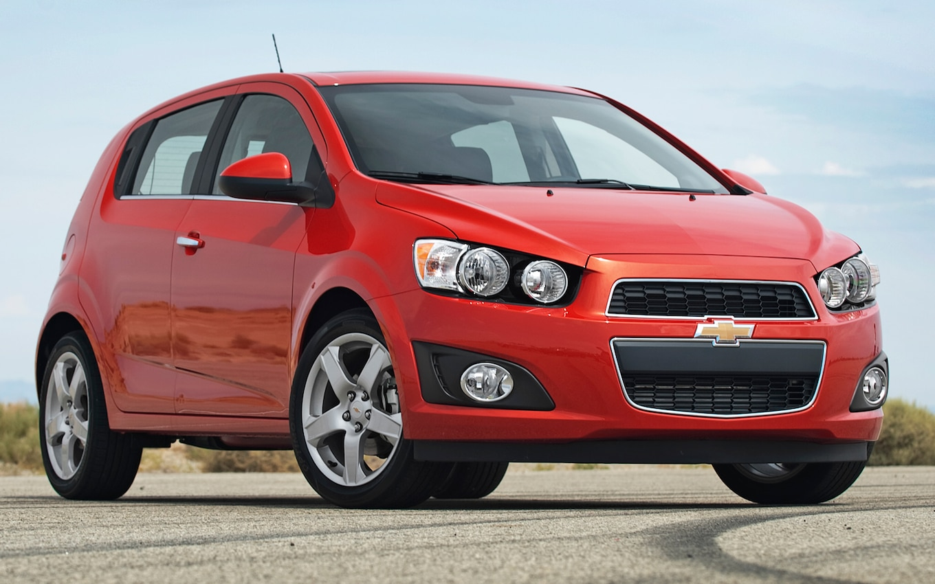 2012 Chevrolet Sonic Ltz 14 Turbo First Test  Motor Trend