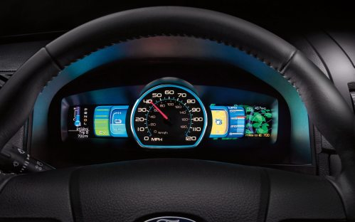 small resolution of 2011 ford fusion speedometer