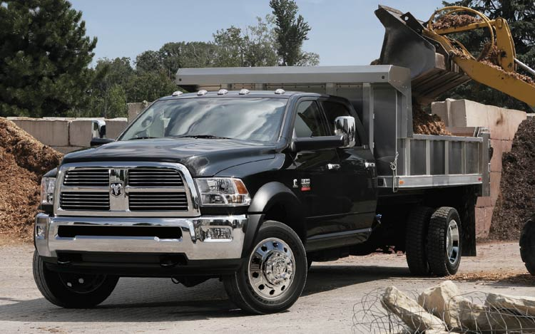 2012 Ram Chassis Cab 350045005500 Photo Gallery  Motor