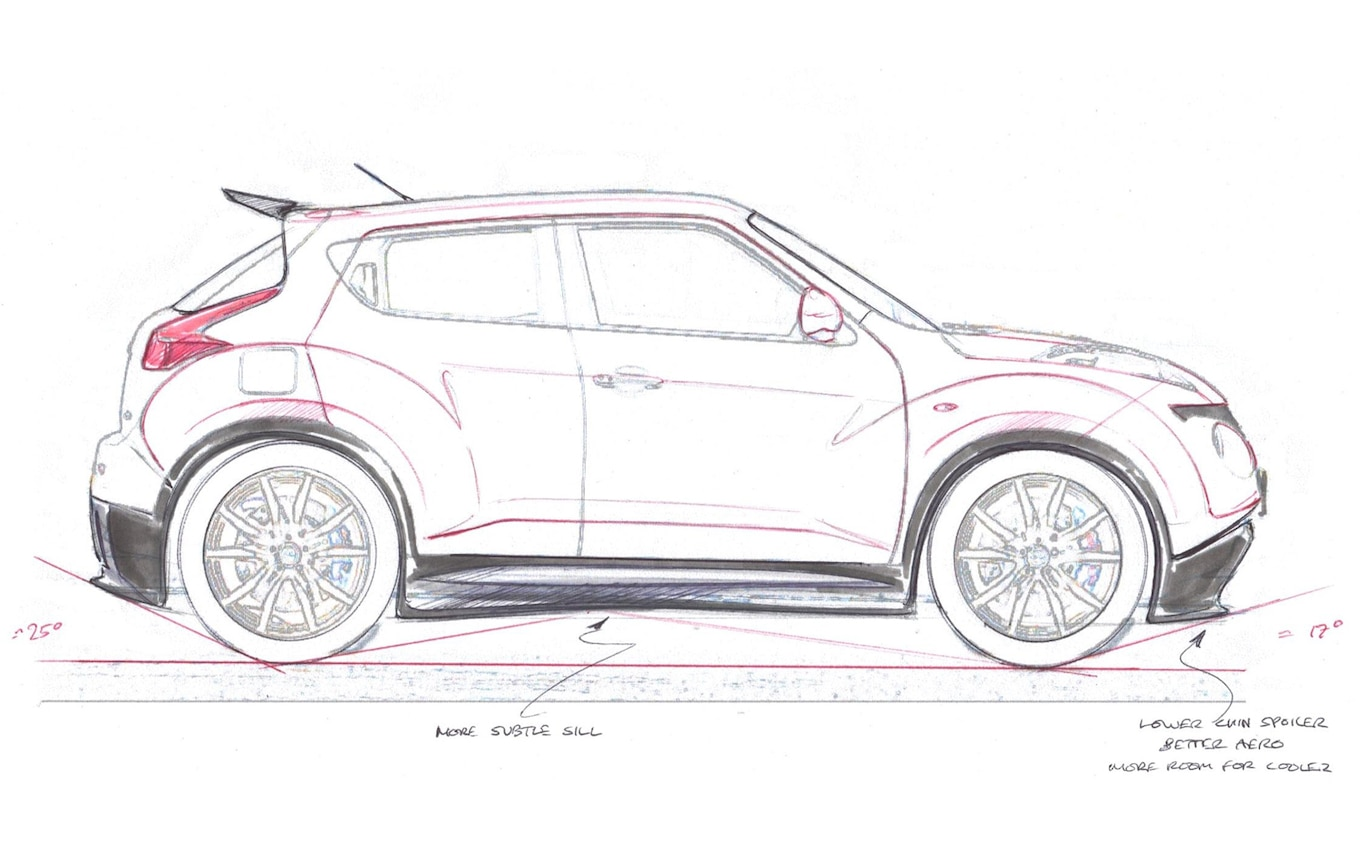 Baby Godzilla: Nissan Juke-R Revealed with GT-R Power