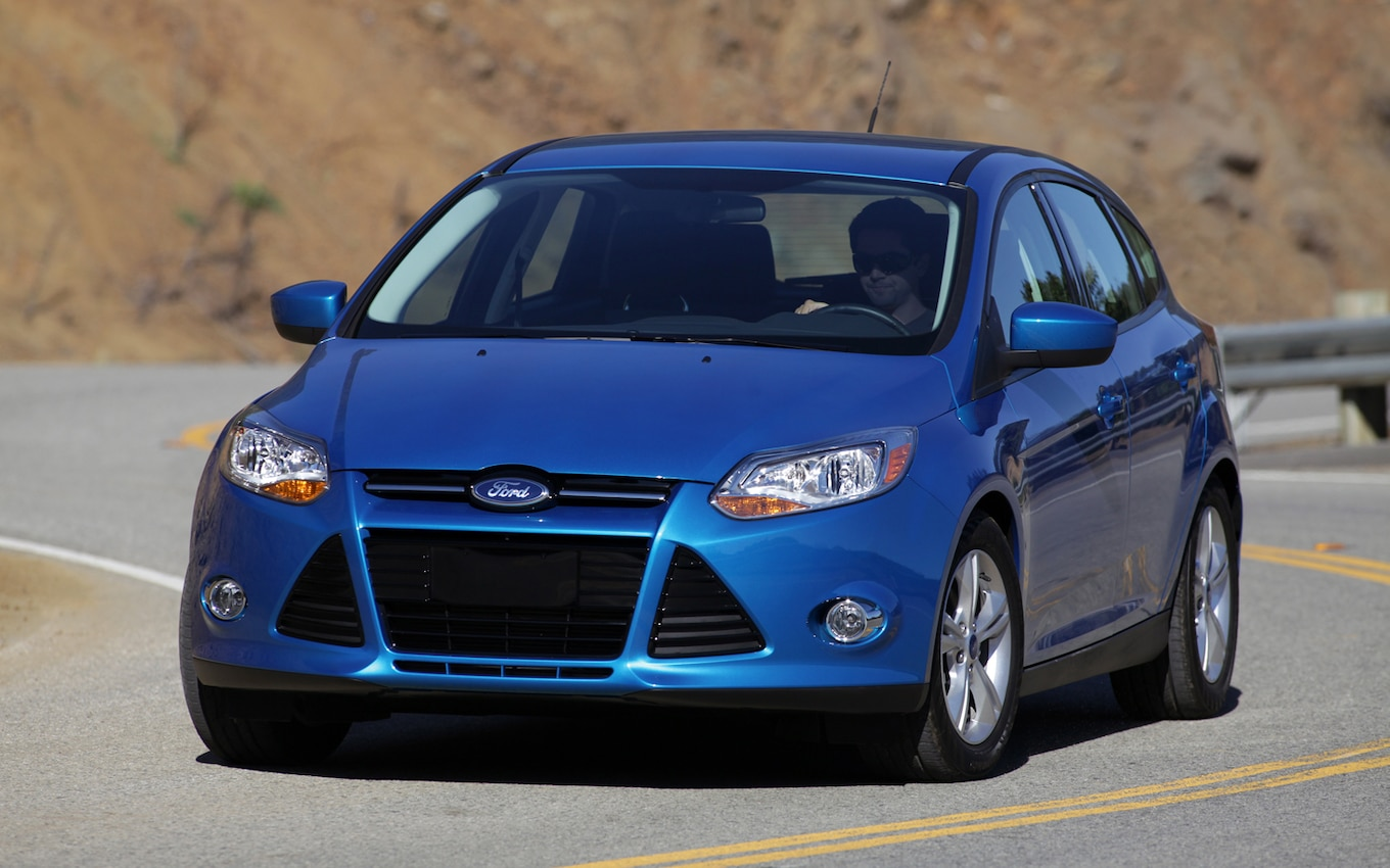 Ford39s Focus Powershift Transmission Is Much Improved Motor Trend