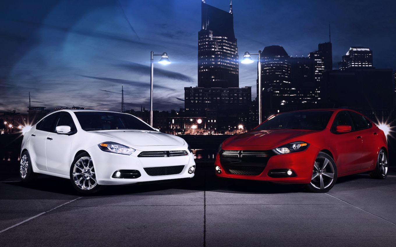 2013-Dodge-Dart-front-views
