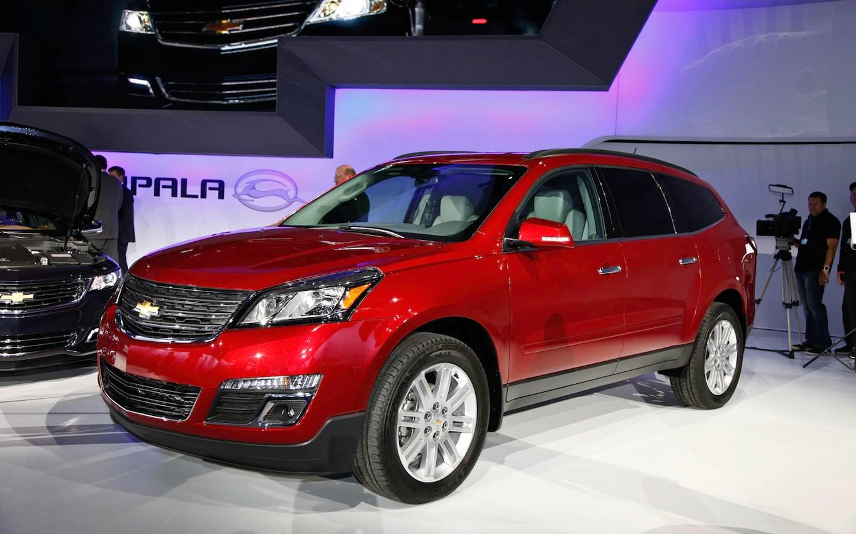 2013 Chevrolet Traverse MotorTrend