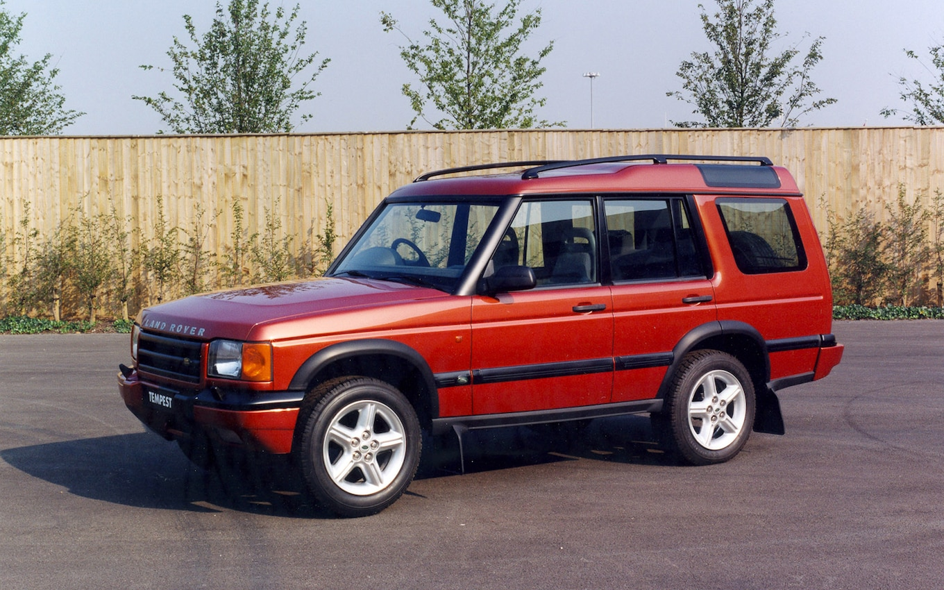 04 Land Rover Discovery