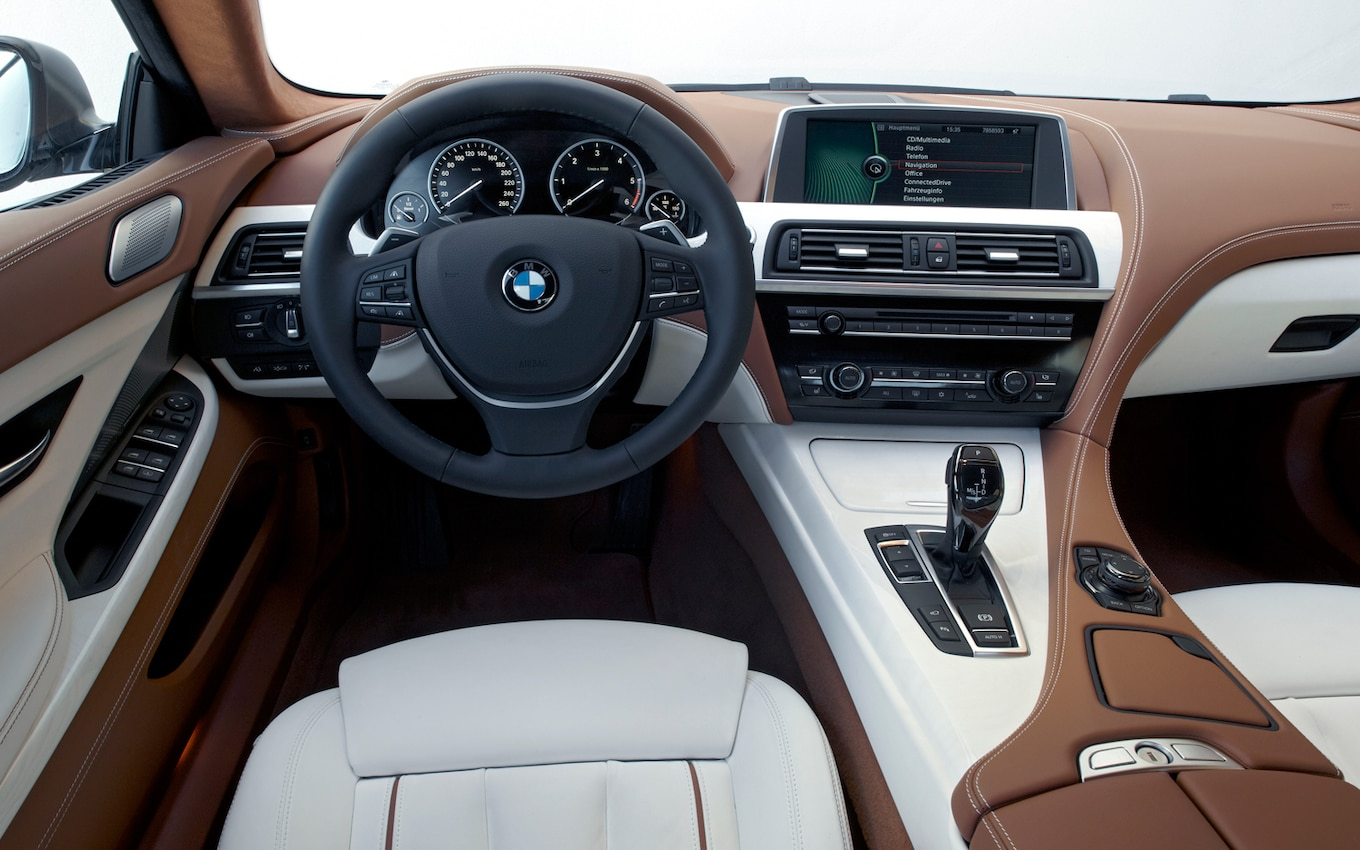 2013 BMW 6 Series Gran Coupe First Drive  Motor Trend