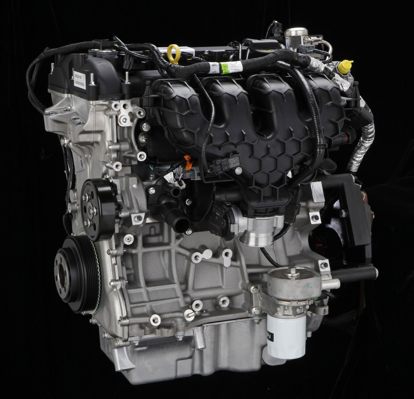 Ford 240 Engine Diagram Ford Wants To Boost European Ecoboost Sales To 480 000 By 2015