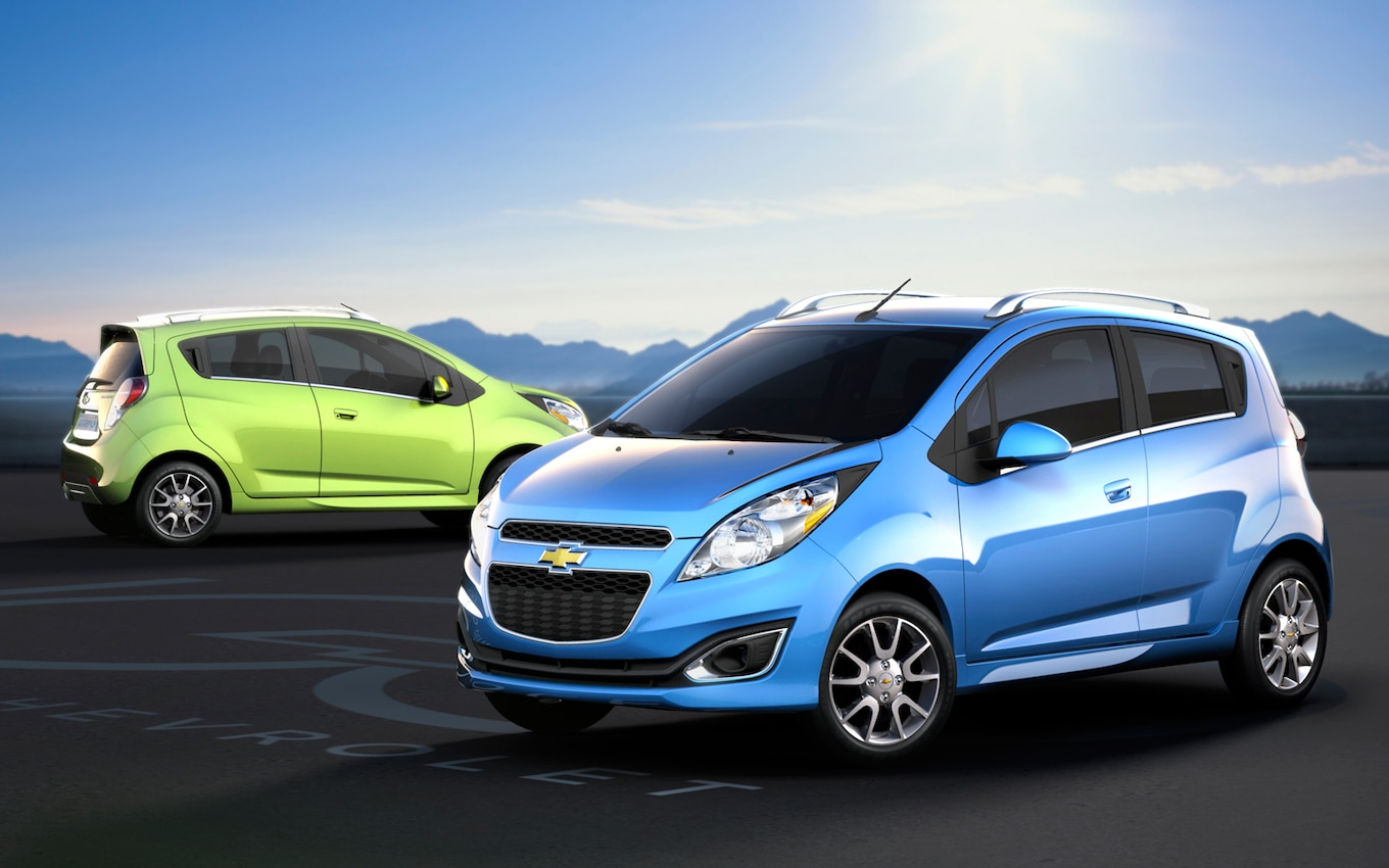 2013 Chevrolet Spark First Drive  Motor Trend