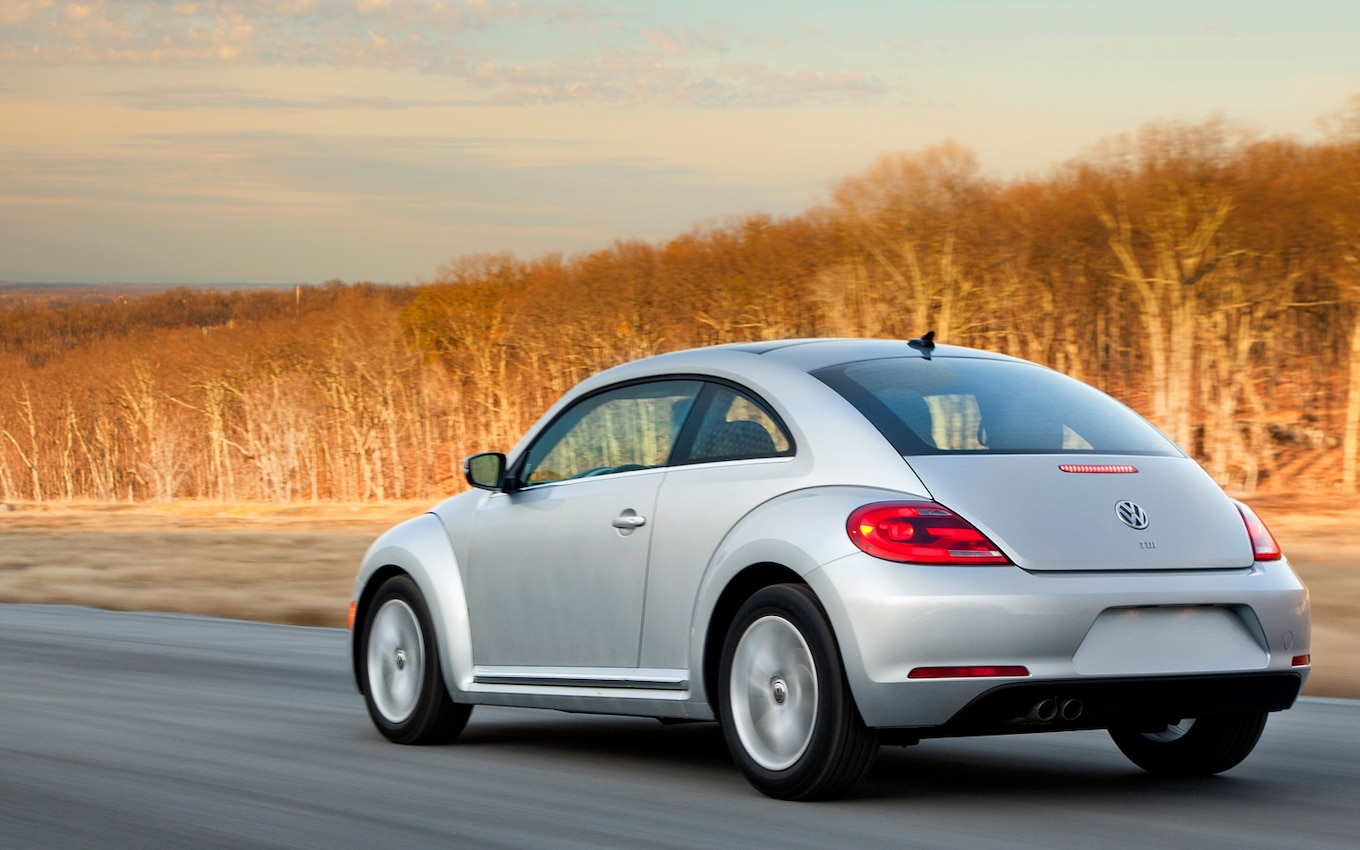 2013 Volkswagen Beetle Tdi Diesel Power Magazine