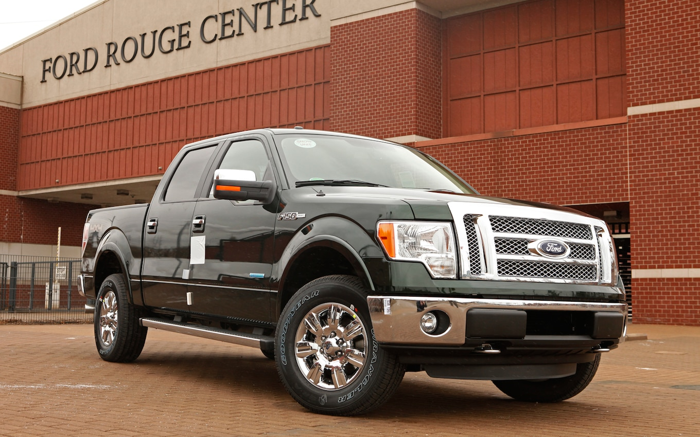 2012 ford f 150 lariat 4x4 ecoboost build up and arrival [ 1190 x 744 Pixel ]