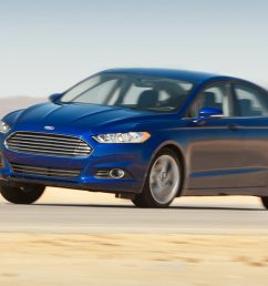 2013 ford fusion first test motor trend [ 1360 x 850 Pixel ]