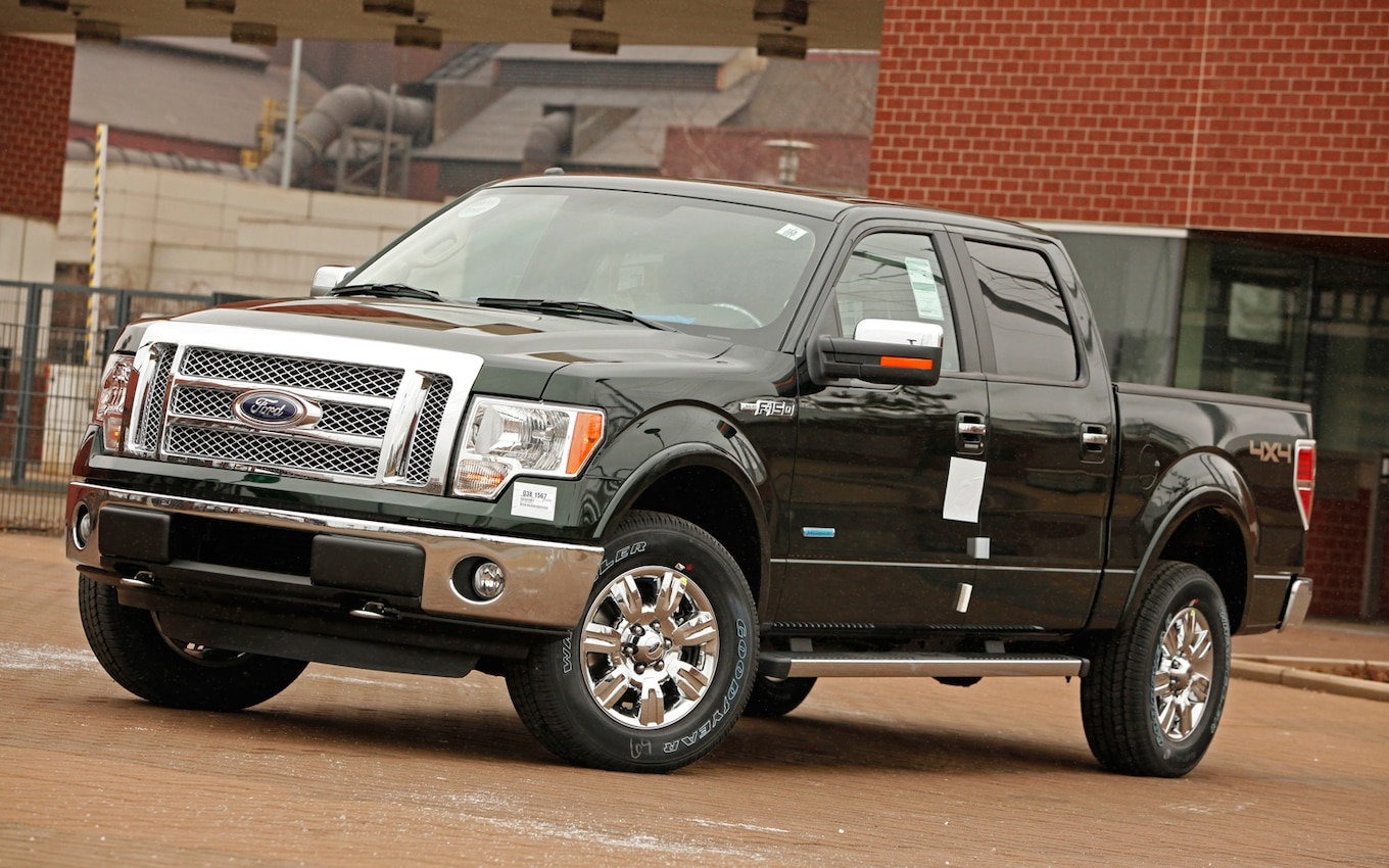 2012 Ford F150 Lariat 4x4 Ecoboost Longterm Update 2