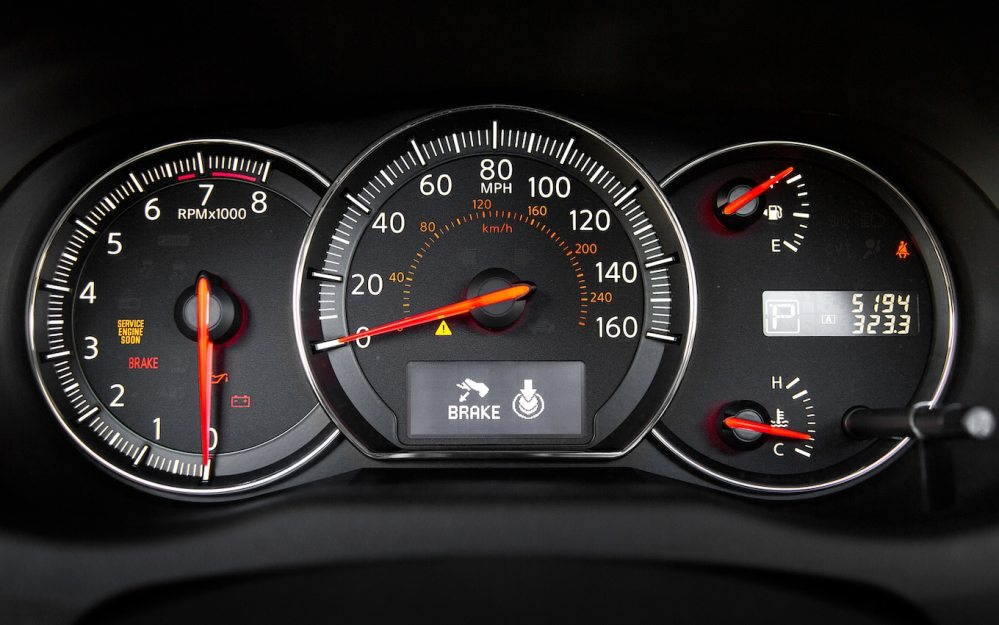 medium resolution of 2013 nissan maxima speedometer
