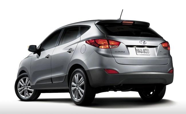 2014 Hyundai Tucson Previewed By Euro Market Ix35