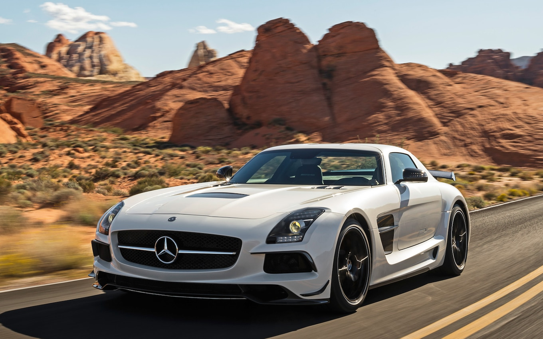 2014 Mercedesbenz Sls Amg Black Series First Drive