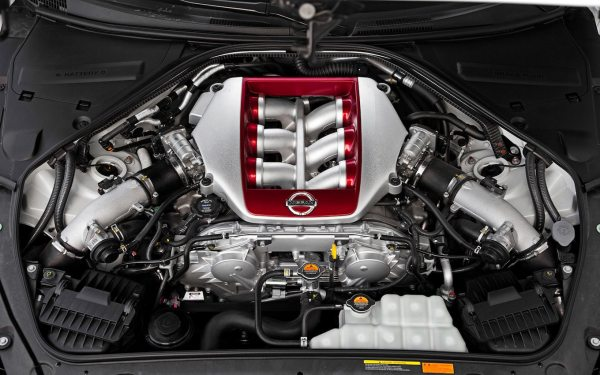 2013 Nissan GTR Engine