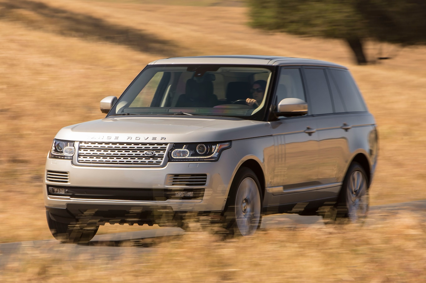 How Fast is the 2013 Range Rover Supercharged