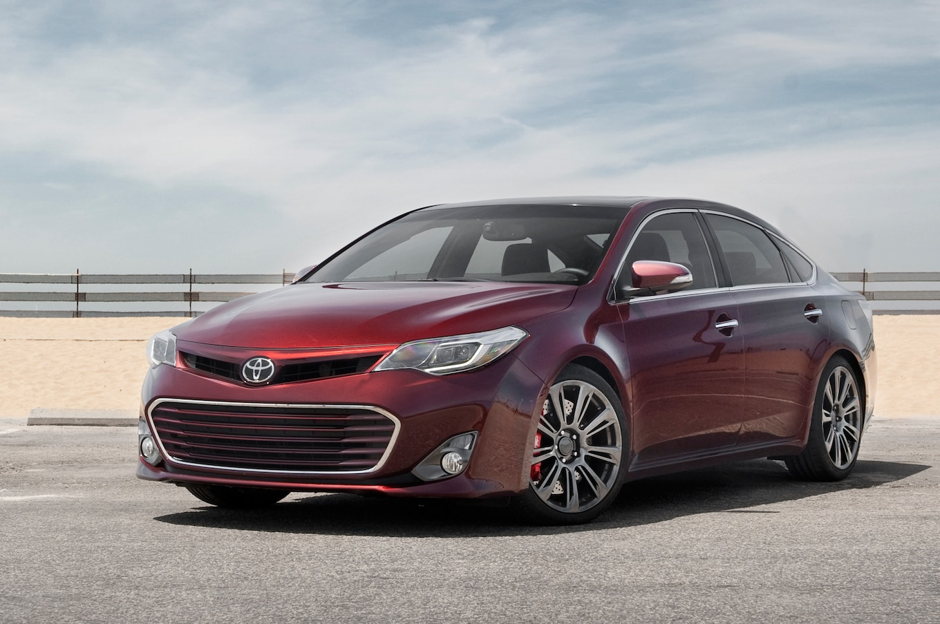 2013 Toyota Avalon TRD Edition First Test Motor Trend