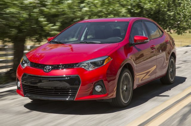 Image result for 2014 Toyota Corolla S Automatic
