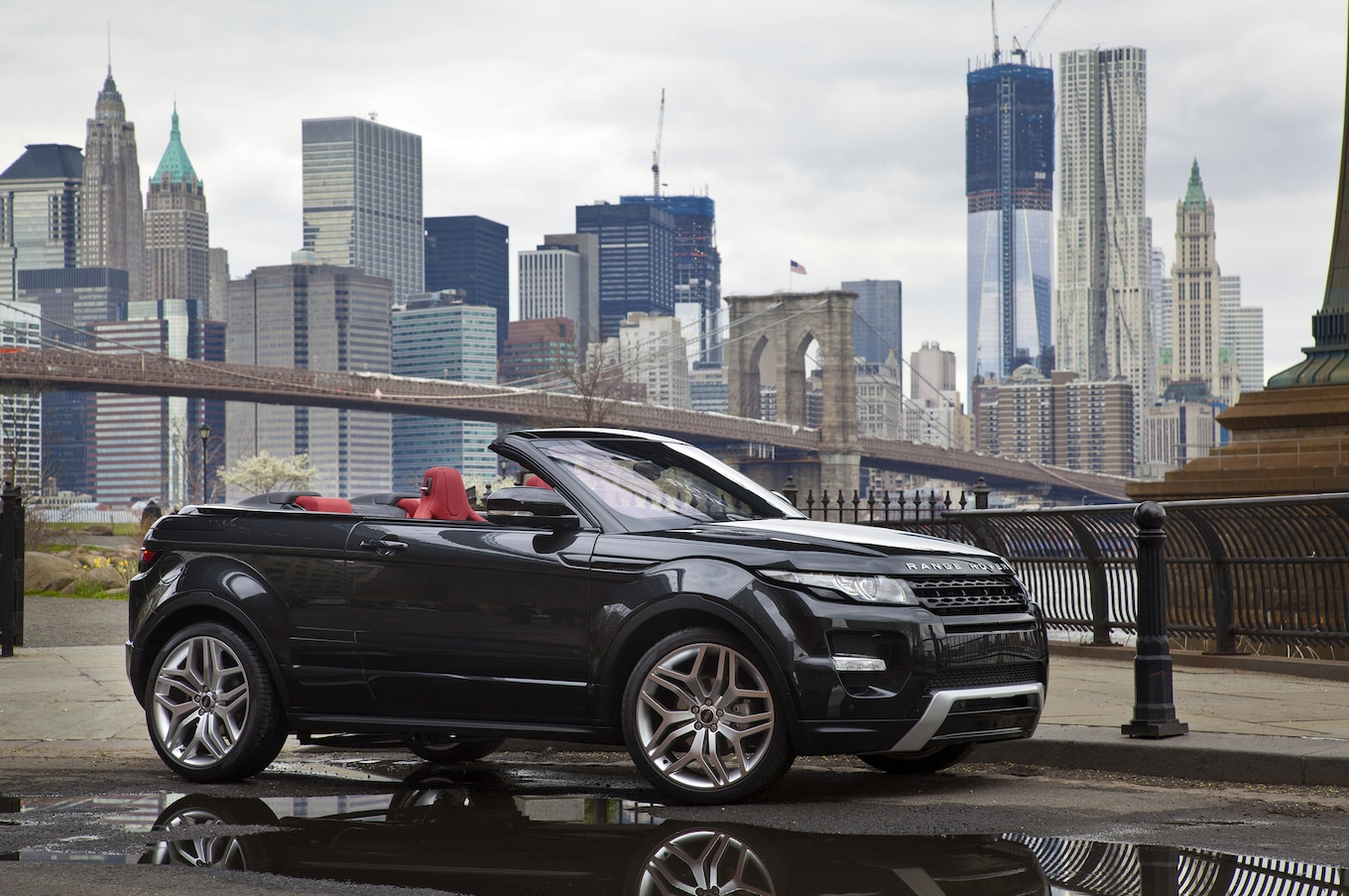 We Hear Production Range Rover Evoque Convertible Still on Table