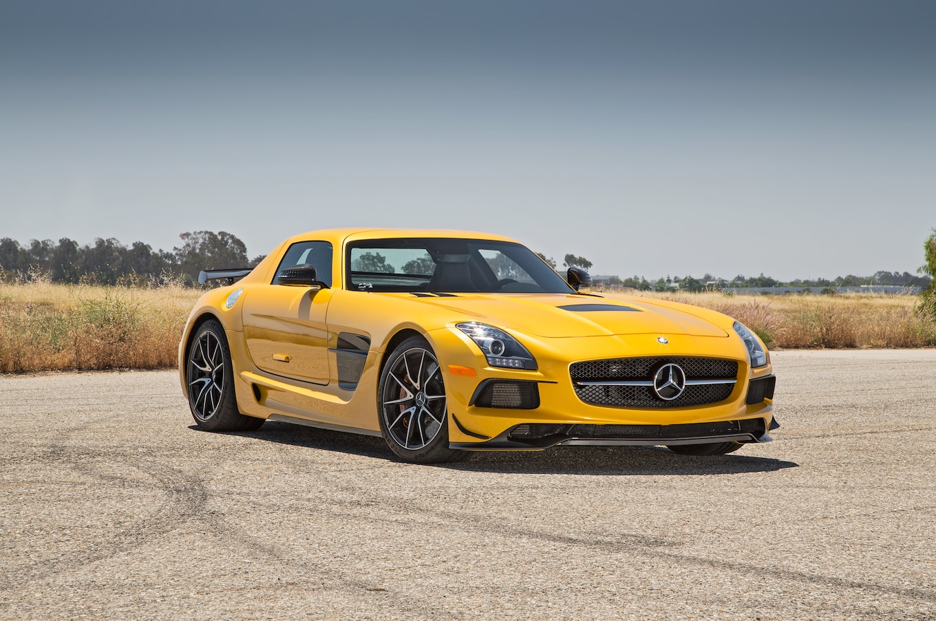 2014 Mercedesbenz Sls Amg Black Series First Test  Motor
