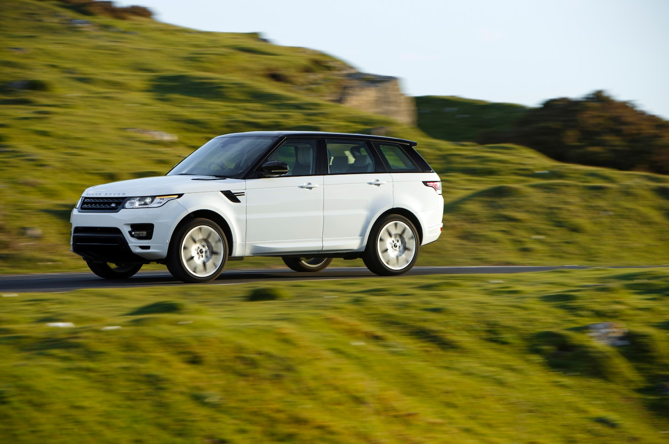 2014 Range Rover Sport First Drive Motor Trend