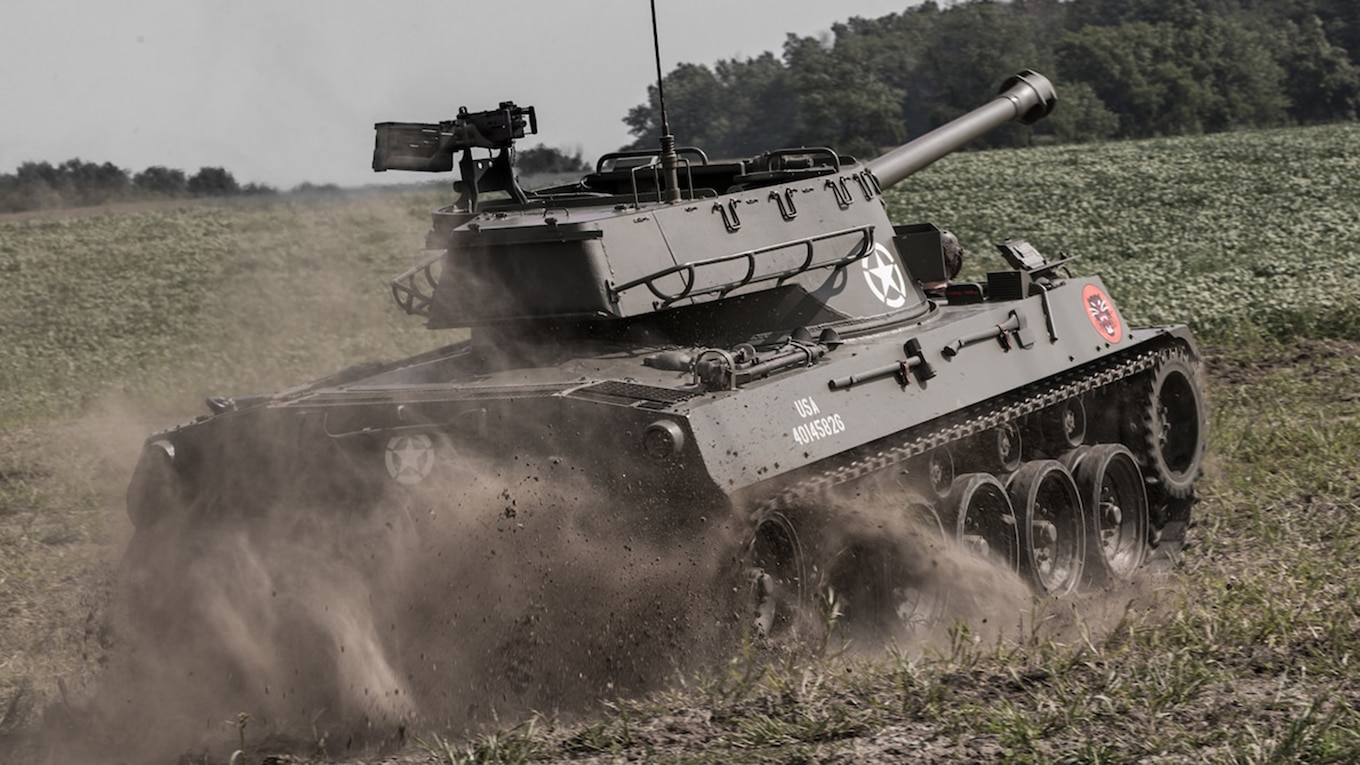 hight resolution of 1944 buick m18 hellcat tank destroyer first drive motor trend motortrend