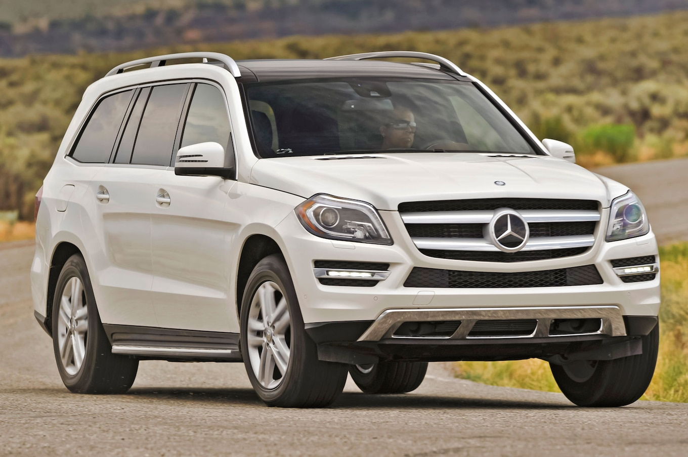 Totd Pick One  Smaller Bmw X5 Or Larger Mercedesbenz Gl?