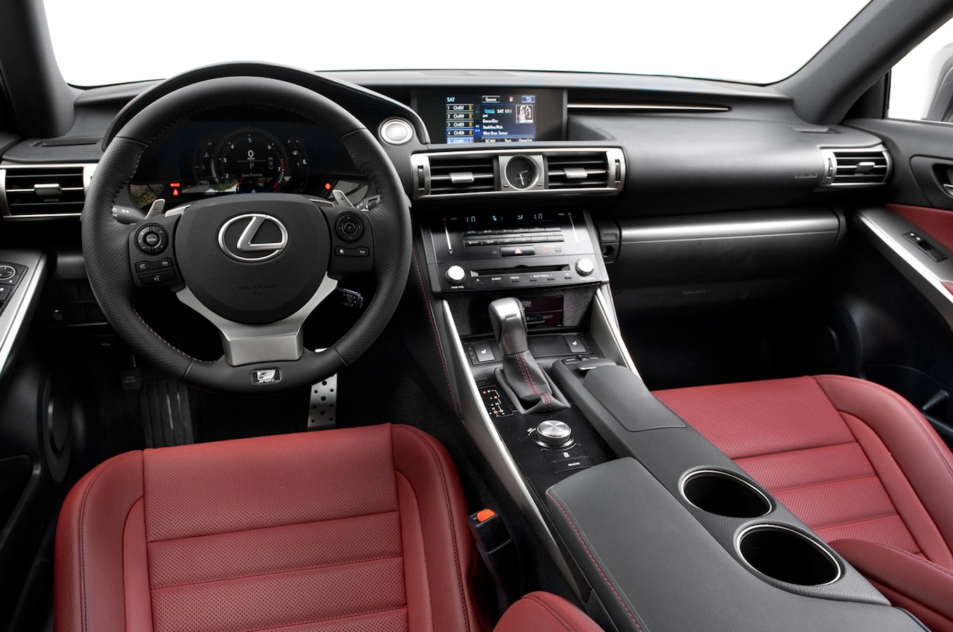 2014 Lexus IS 250 Not Re mended by Consumer Reports