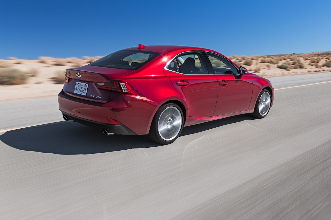 2014 Lexus IS 250 AWD First Test Motor Trend