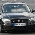 2015 audi rs3 spied with five cylinder power massive brakes