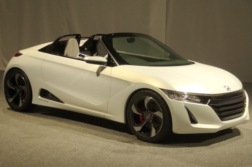 small resolution of honda s2000 concept honda s660 concept nearly ready for production motor trend