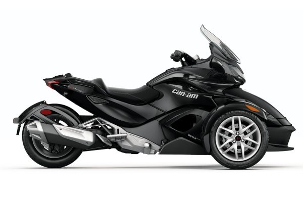 2014 CanAm Spyder Quick Ride Motor Trend