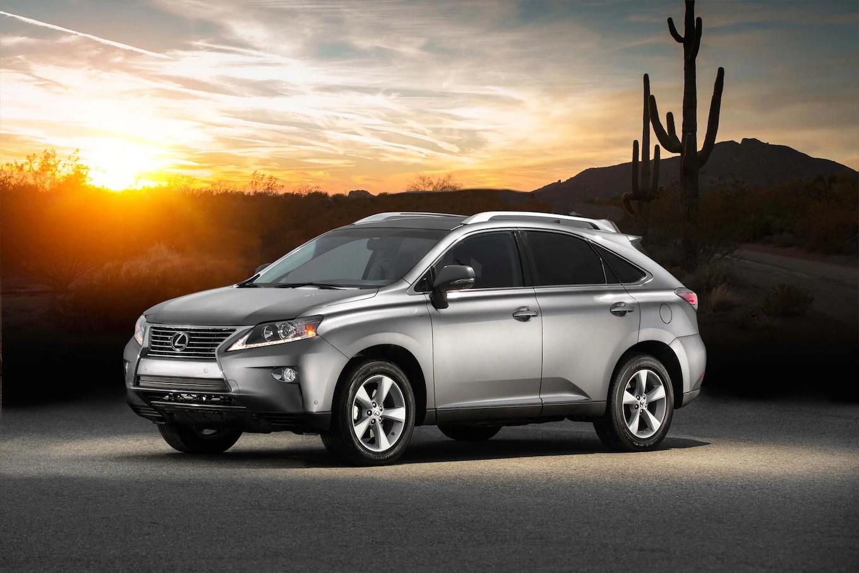 2015 Lexus RX 350 RX 450h Get Minor Updates Motor Trend WOT