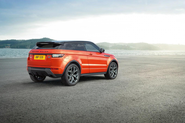 Jaguar Land Rover Sues Maker of Range Rover Evoque Lookalike