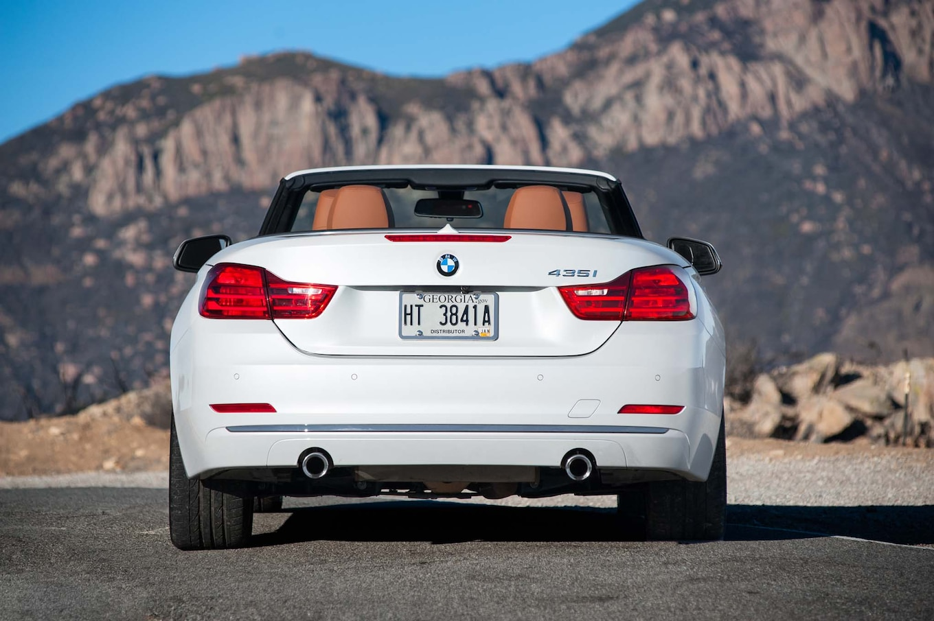 Bmw 435i Convertible First Test