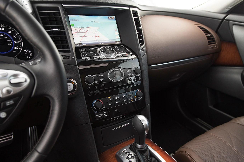 2014 Infiniti QX70 37 First Test Motor Trend