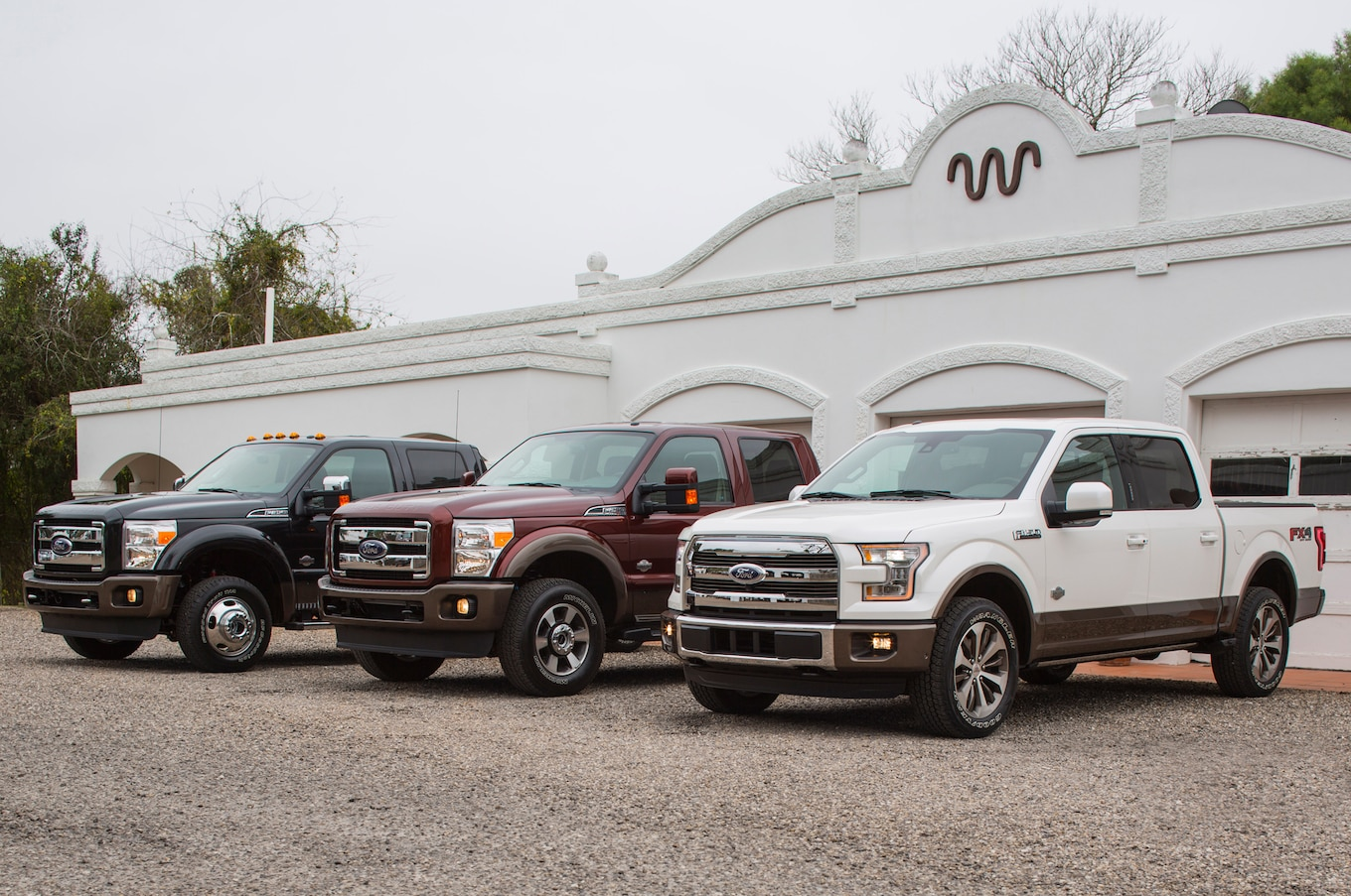 2015 Ford F150 Expedition King Ranch Editions  Motor Trend