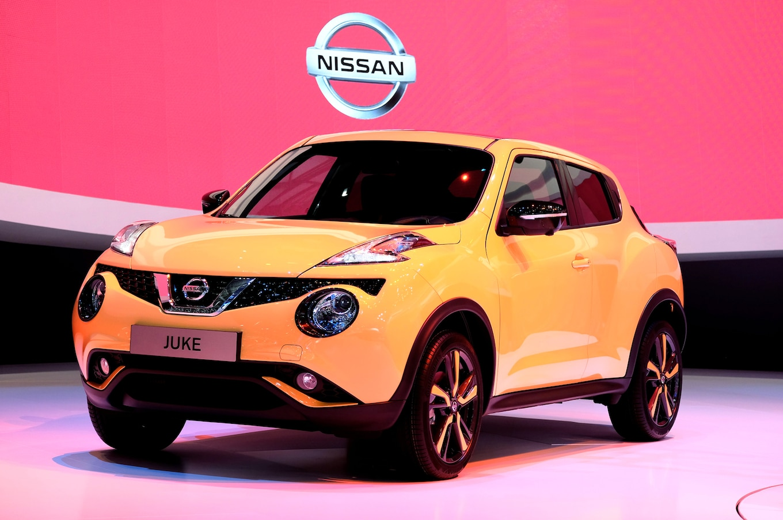 Refreshing Or Revolting 2015 Nissan Juke  Motor Trend