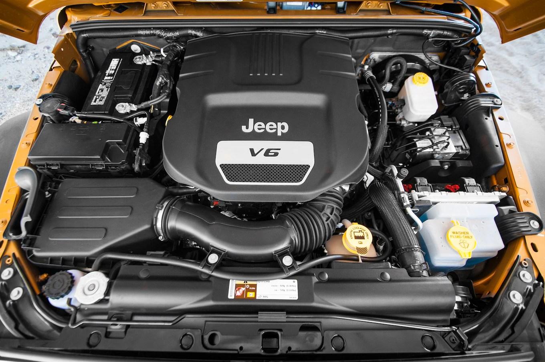 Jeep Tj Motor