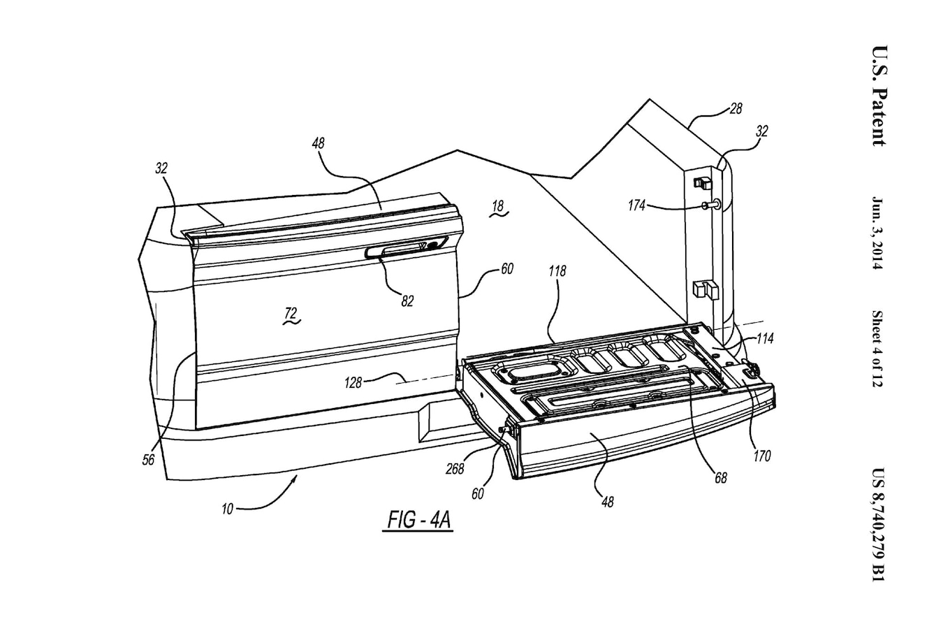 Ram Could Sport Innovative New Tailgate