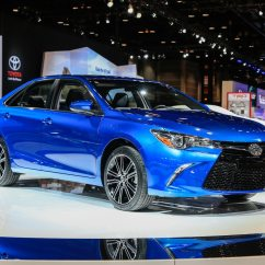All New Camry 2016 Pilihan Warna Mobil Grand Avanza Toyota Corolla Special Edition To Bow At